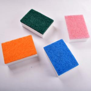 Duo Magic Eraser Scrubbing Sponge
