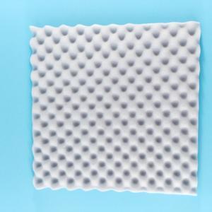 Acoustic melamine foam panel
