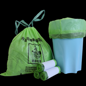 Drawstring liners bags