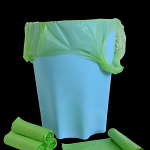 biodegradable Bin liners with handle